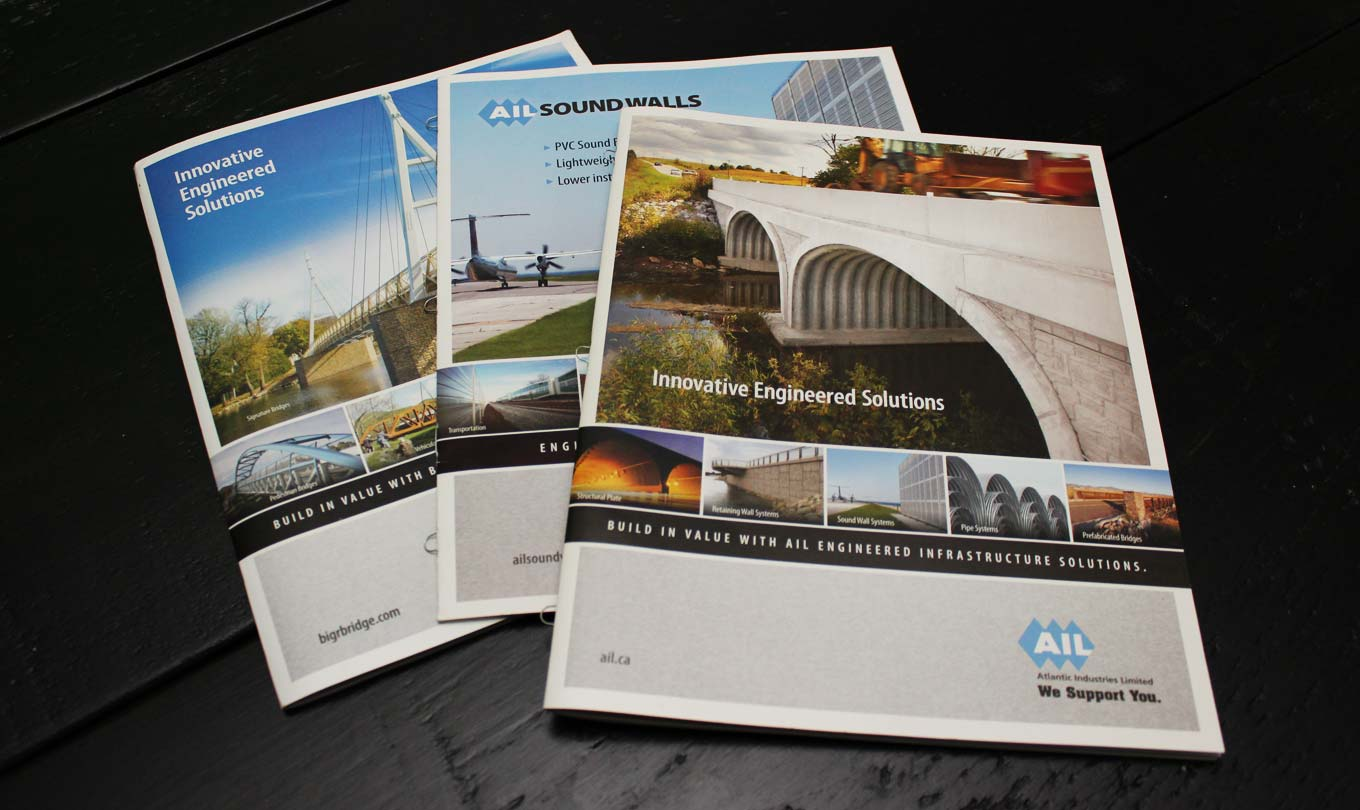 Atlantic Industries Limited brochures