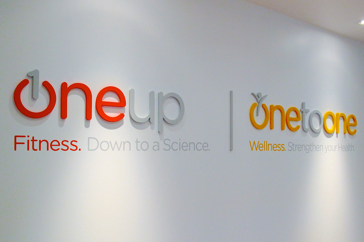 Oneup Fitness & One to One Wellness